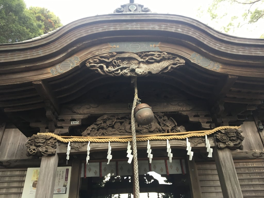 居神神社の芸術