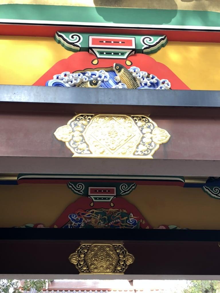 常磐神社の芸術