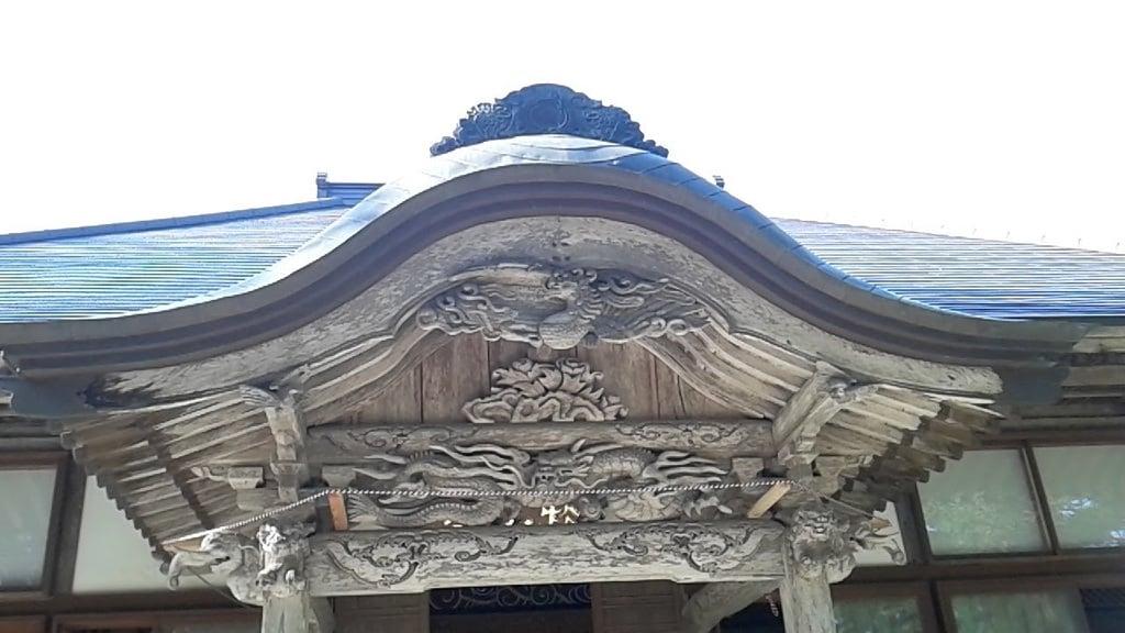 松山寺の芸術