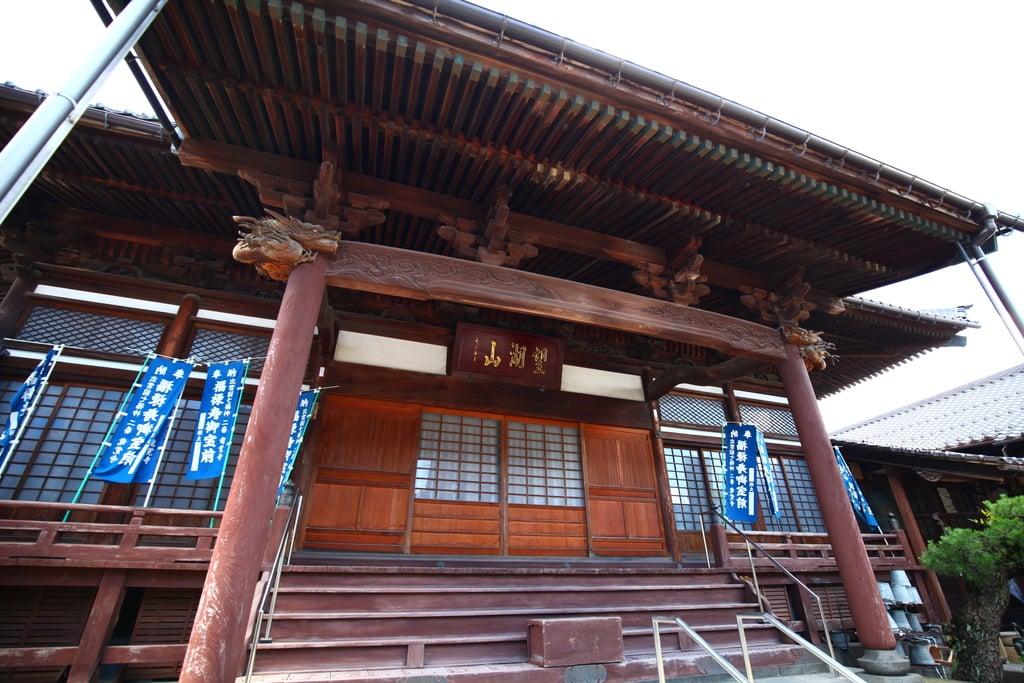 竜覚寺の本殿