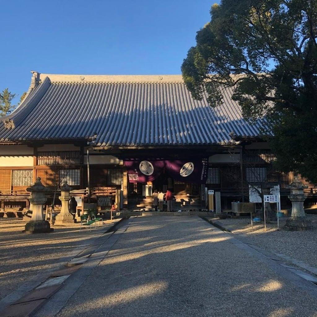 大樹寺の本殿