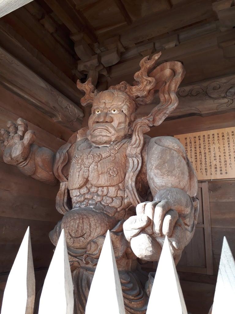 法雲寺(岩手県金ケ崎駅)