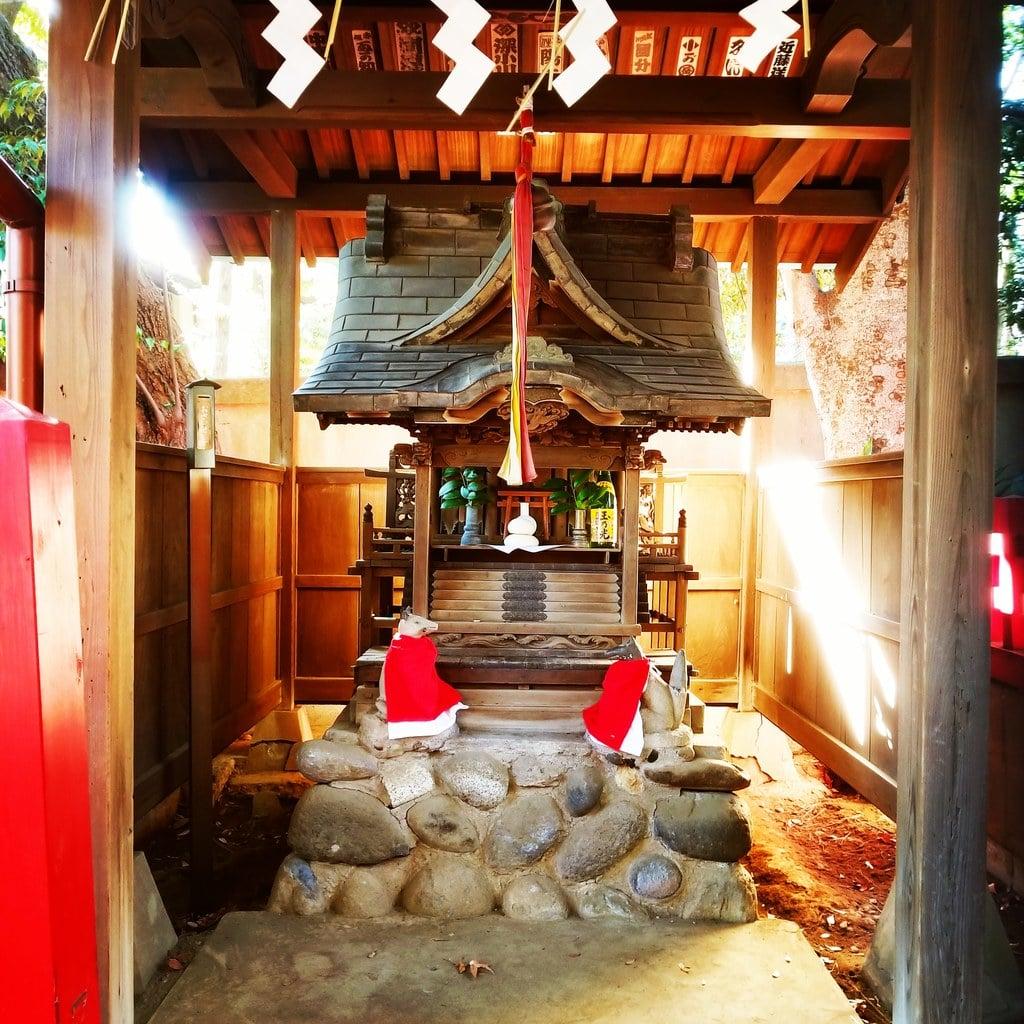 赤坂氷川神社(東京都六本木一丁目駅)
