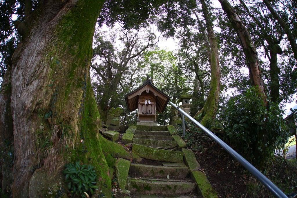 小原神社(鳥取県米子駅)