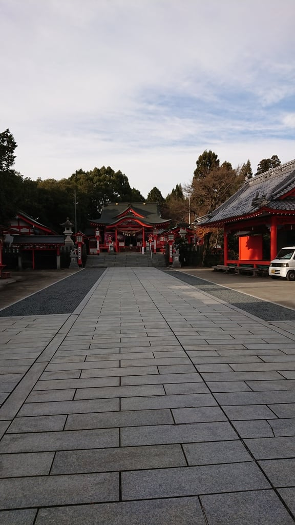 扇森稲荷神社のその他建物(大分県玉来駅)