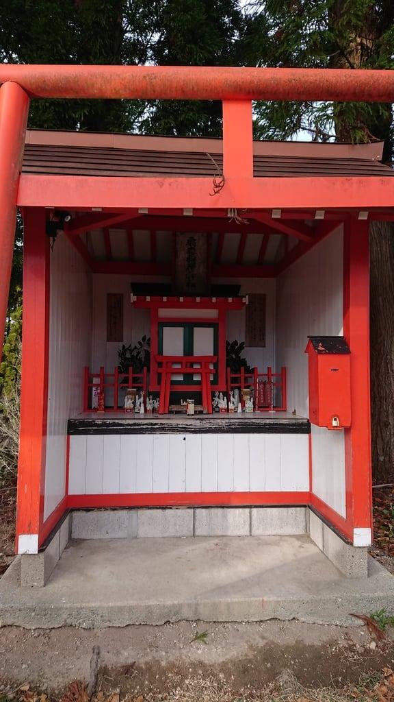扇森稲荷神社(大分県玉来駅)