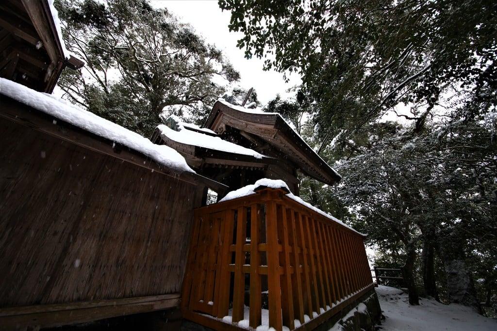 須佐神社のその他建物(島根県江南駅)