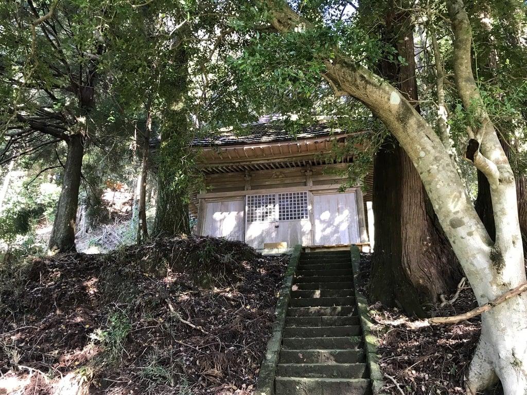 虚空蔵菩薩(千葉県上総中野駅)