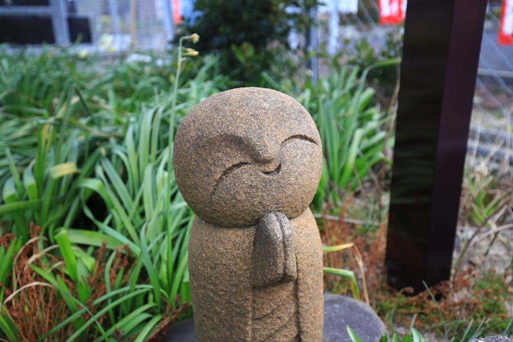 薬師寺の仏像(島根県西出雲駅)