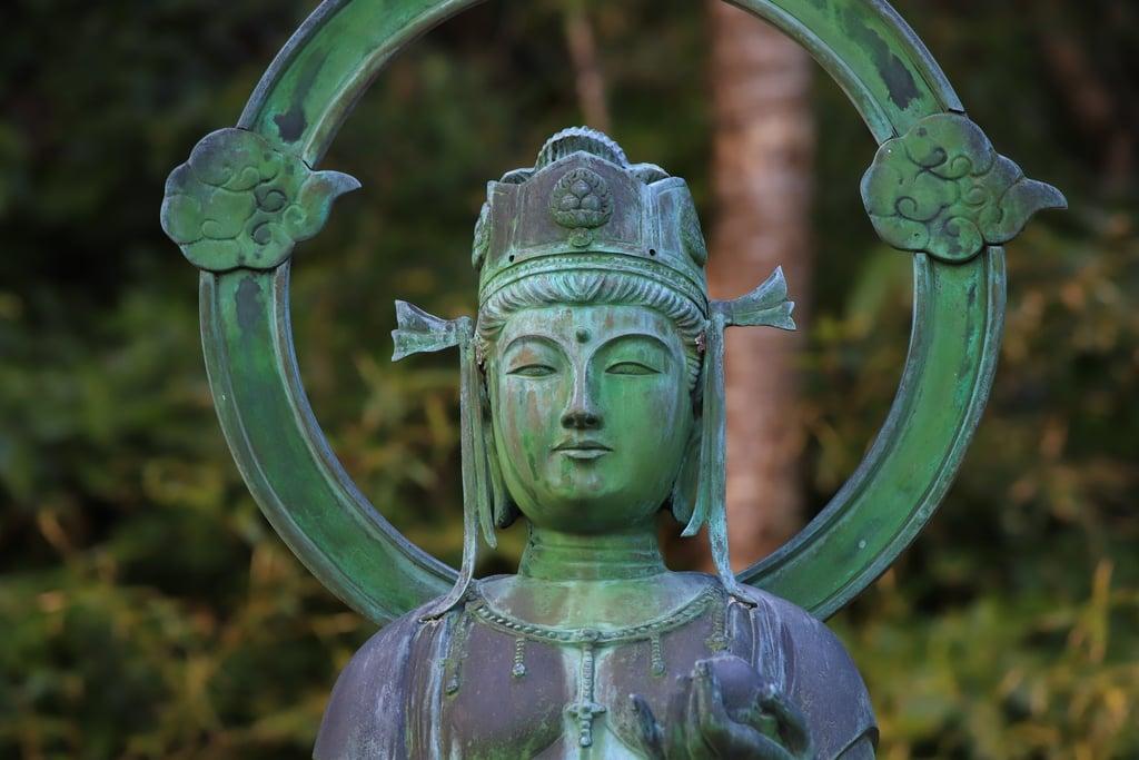 峯寺の仏像