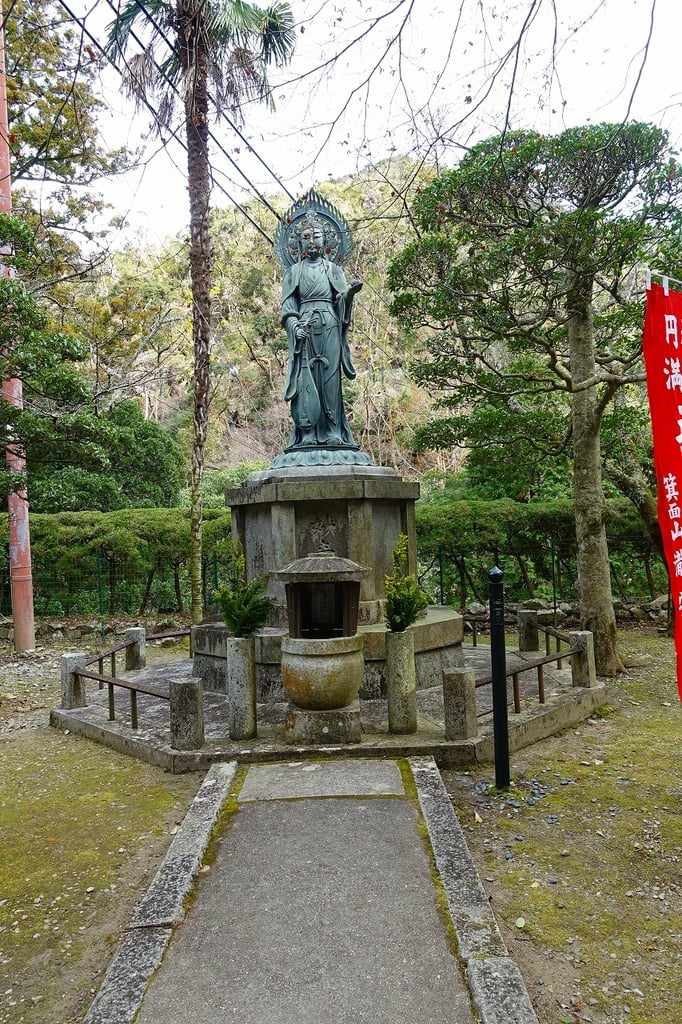 瀧安寺の仏像