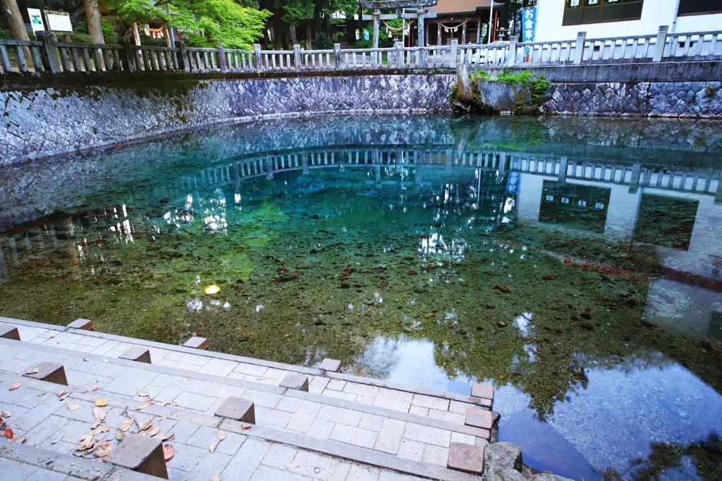 厳島神社(山口県美祢駅)