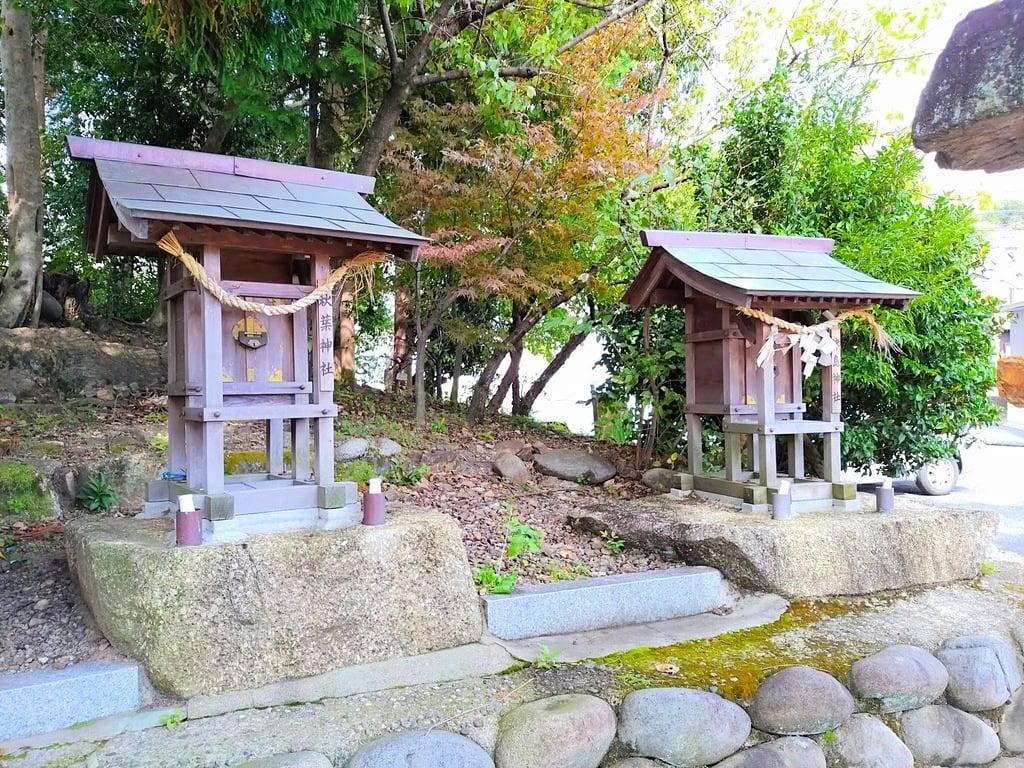 北野天神社(岐阜県鵜沼駅)