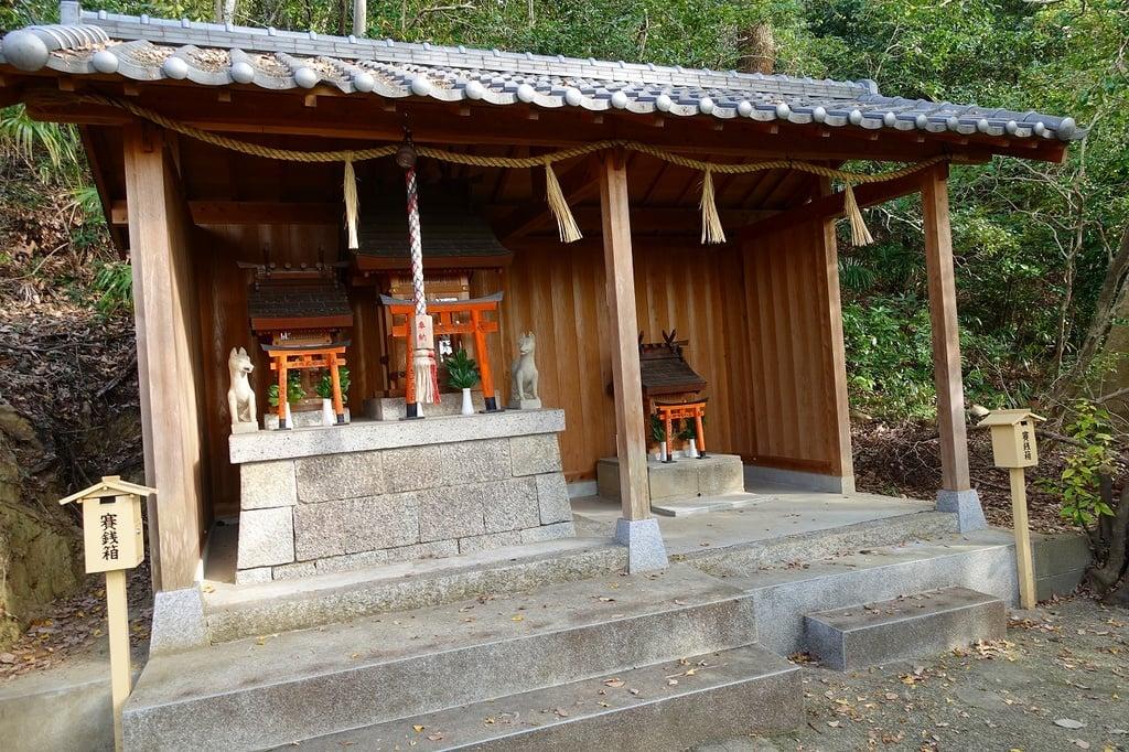 大谷神社の末社