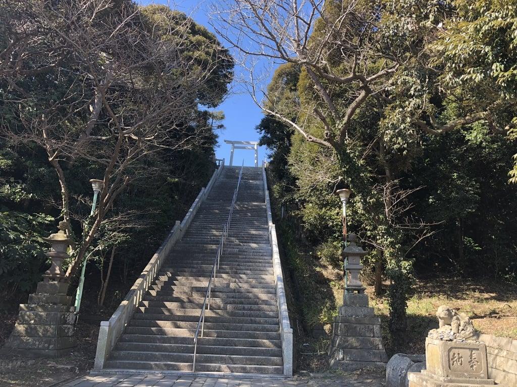 大洗磯前神社のその他建物(茨城県大洗駅)