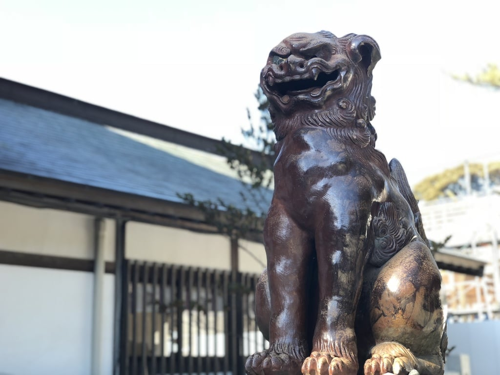 大洗磯前神社(茨城県大洗駅)