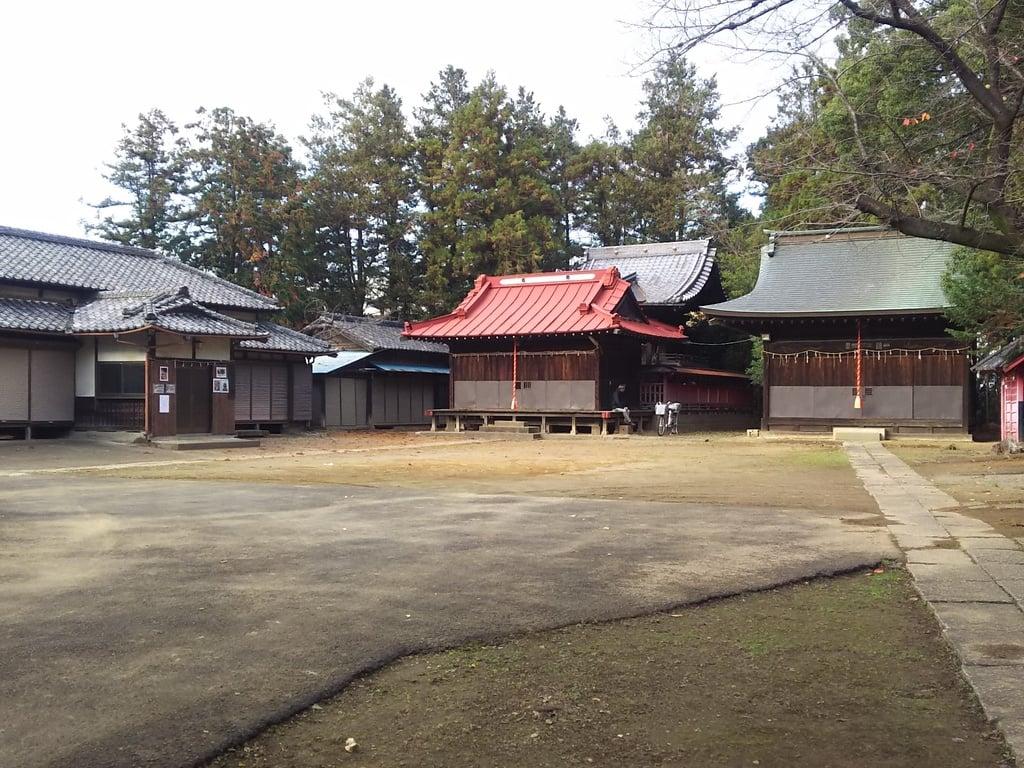 二ツ宮氷川神社(埼玉県指扇駅)