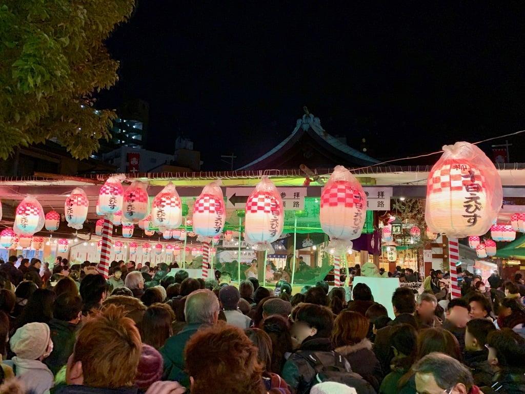 柳原蛭子神社(兵庫県兵庫駅)