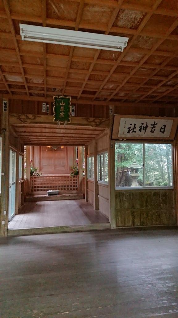 日吉神社(大分県上臼杵駅)