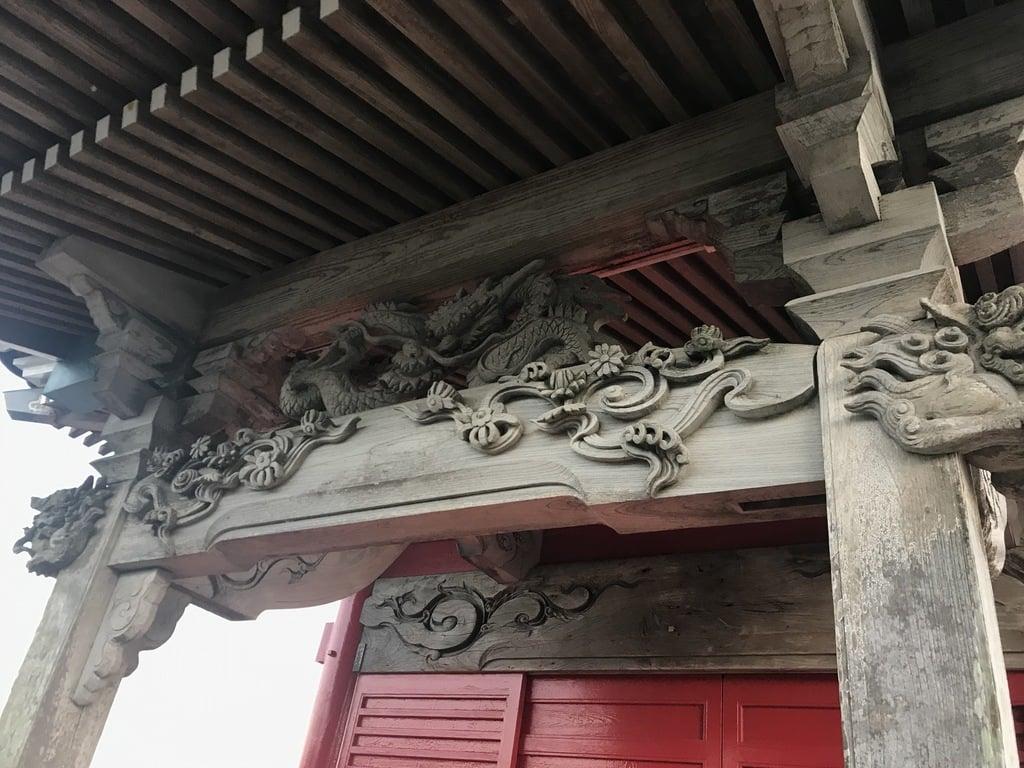 岩船地蔵尊(千葉県浪花駅)