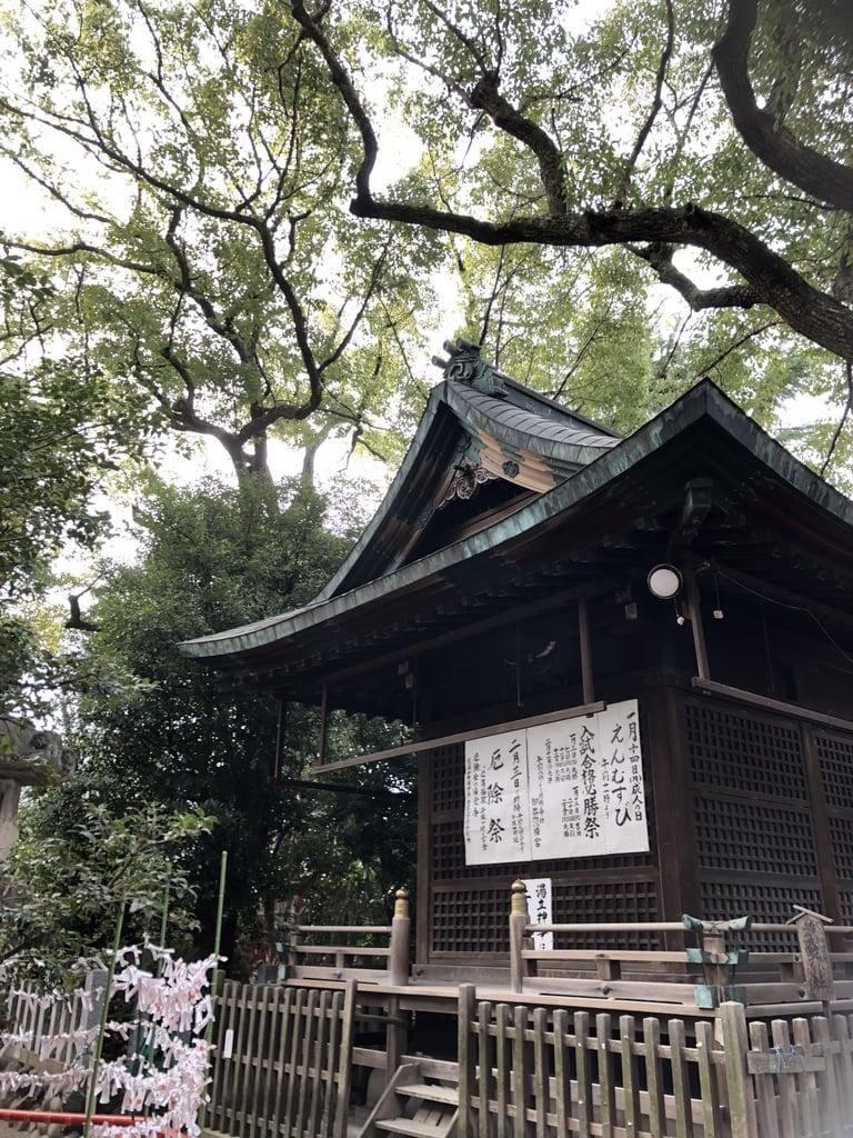 御器所八幡宮(愛知県荒畑駅)