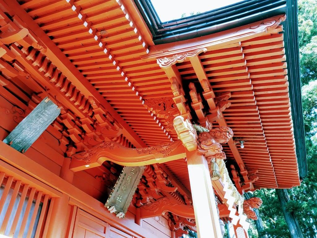 三獄神社の建物その他