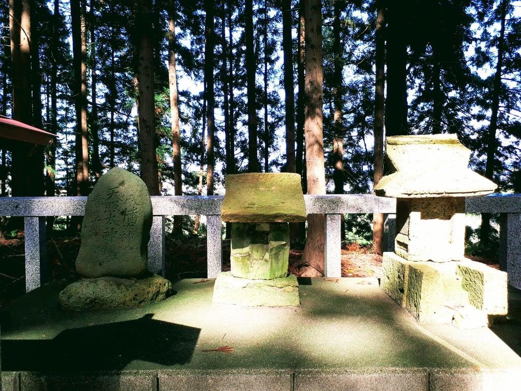 三獄神社の末社