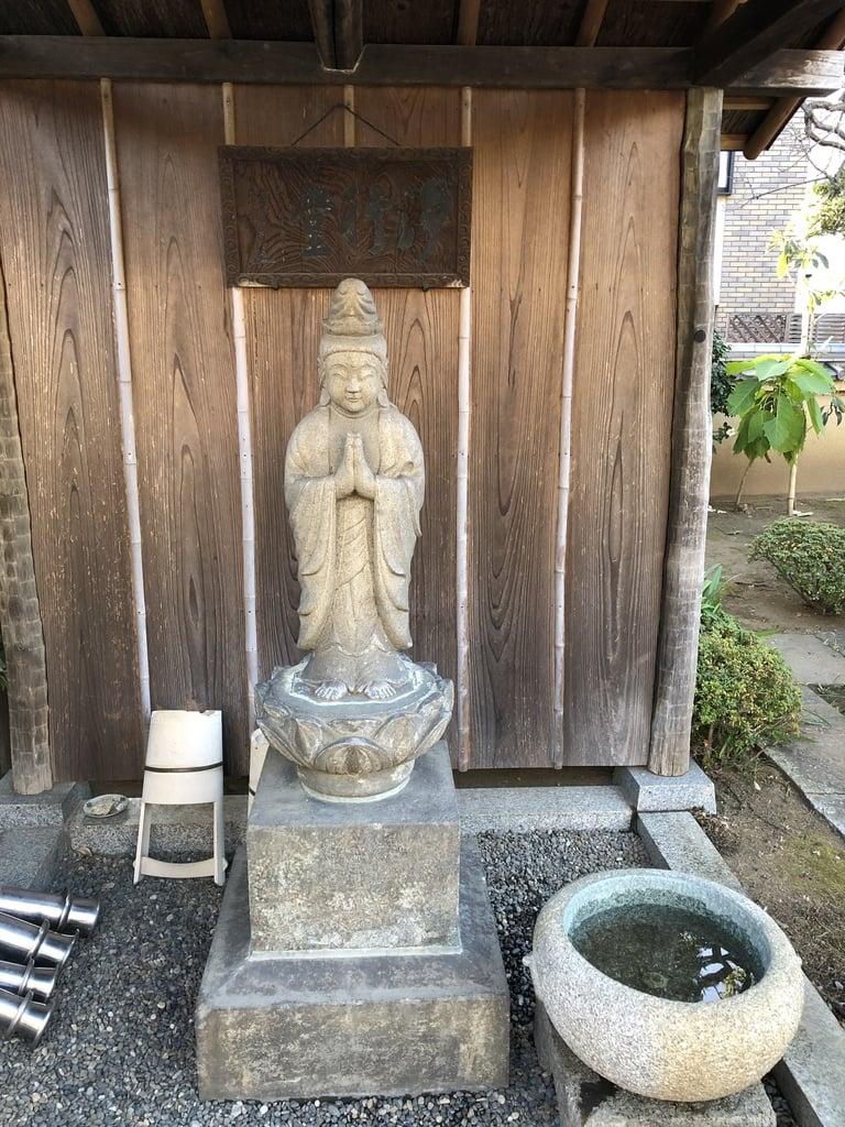 実相寺の仏像