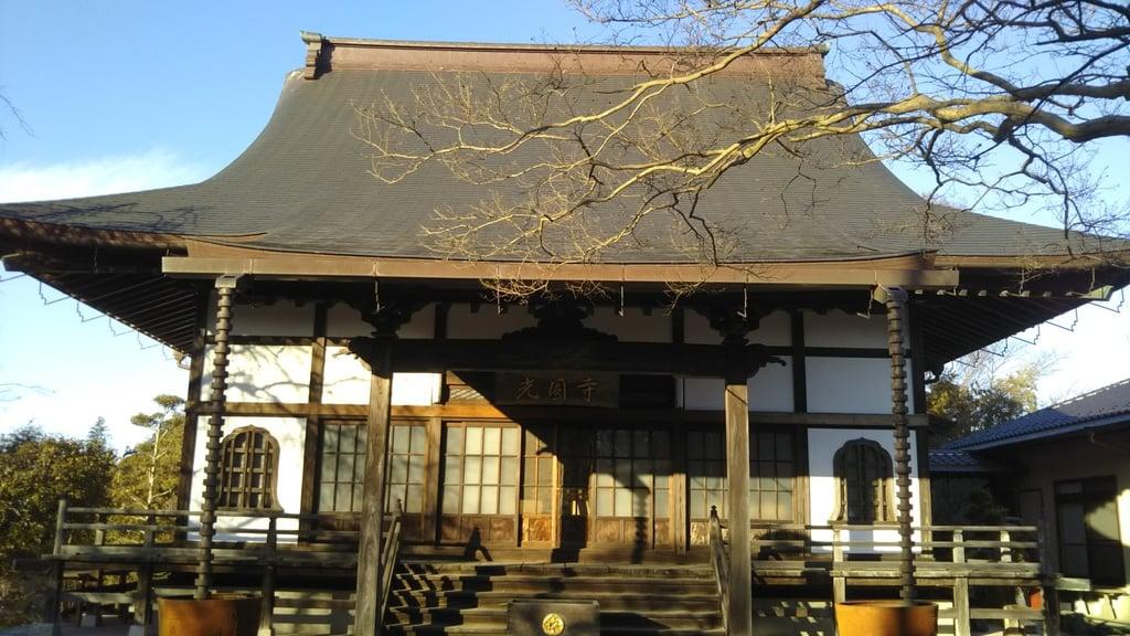 光円寺の本殿