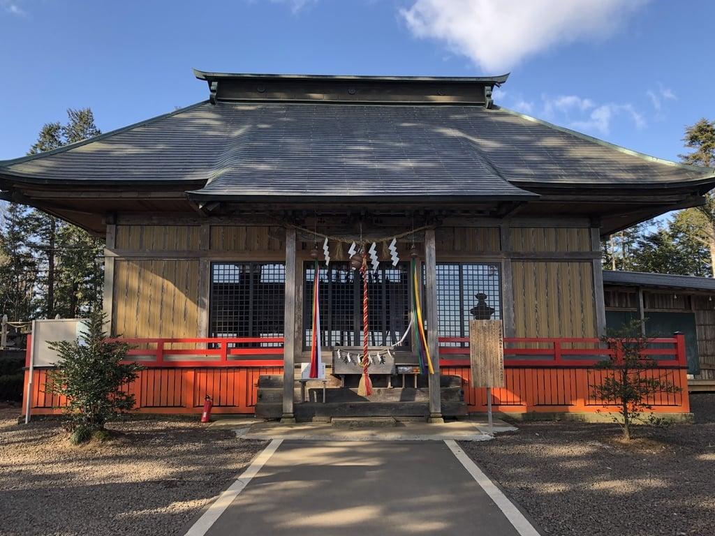 熊野那智神社の本殿