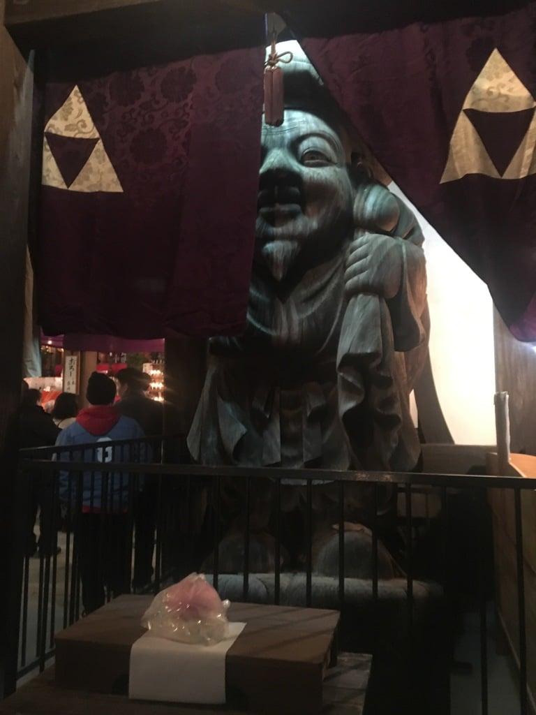 宗福院の像