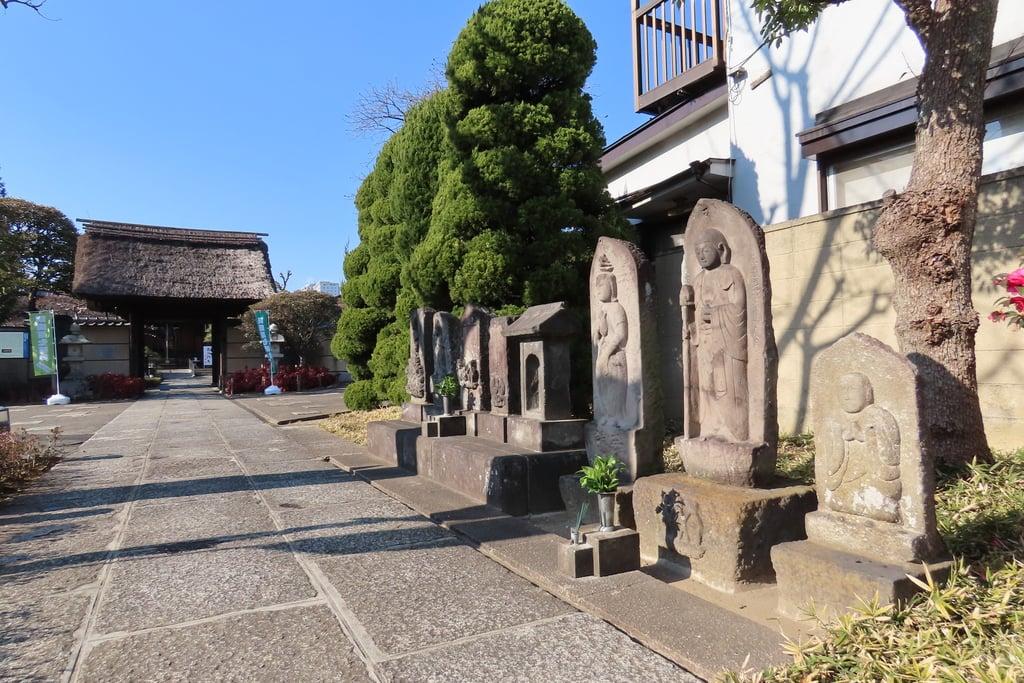 多聞寺の建物その他