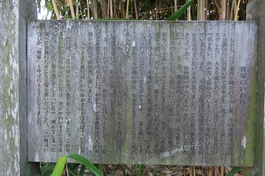多聞寺の歴史