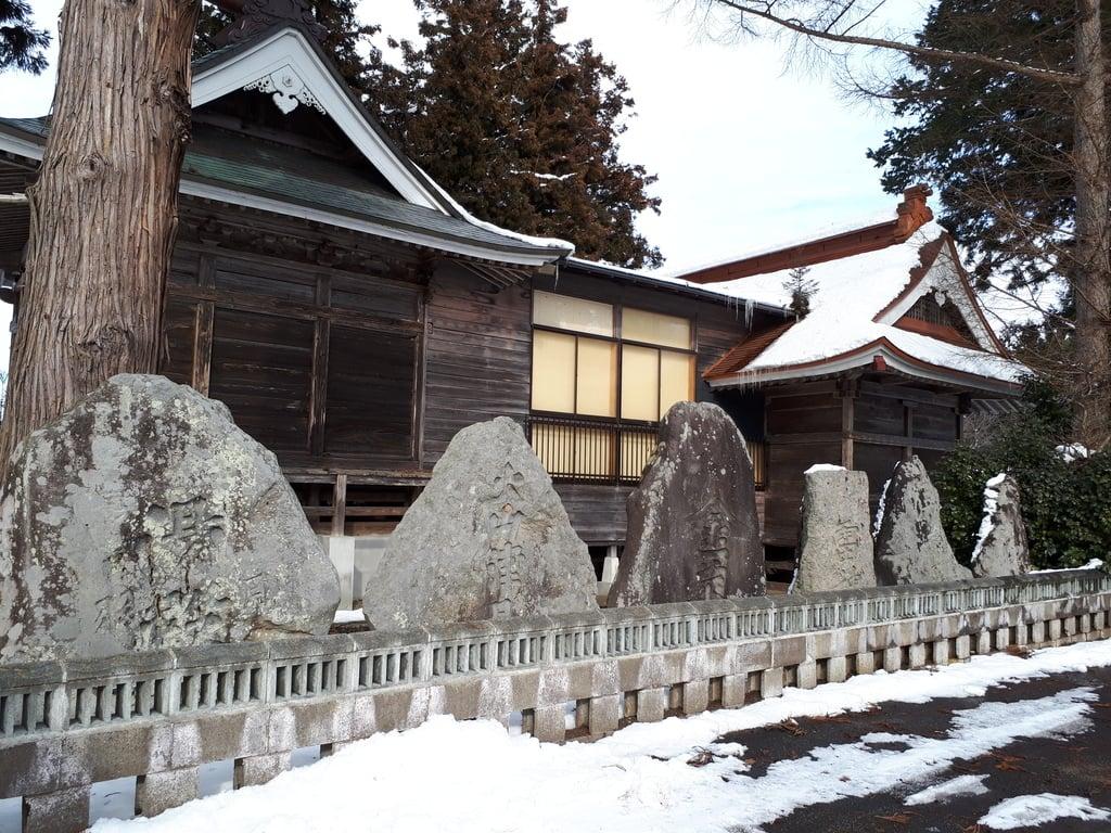 於呂閇志胆澤川神社の建物その他