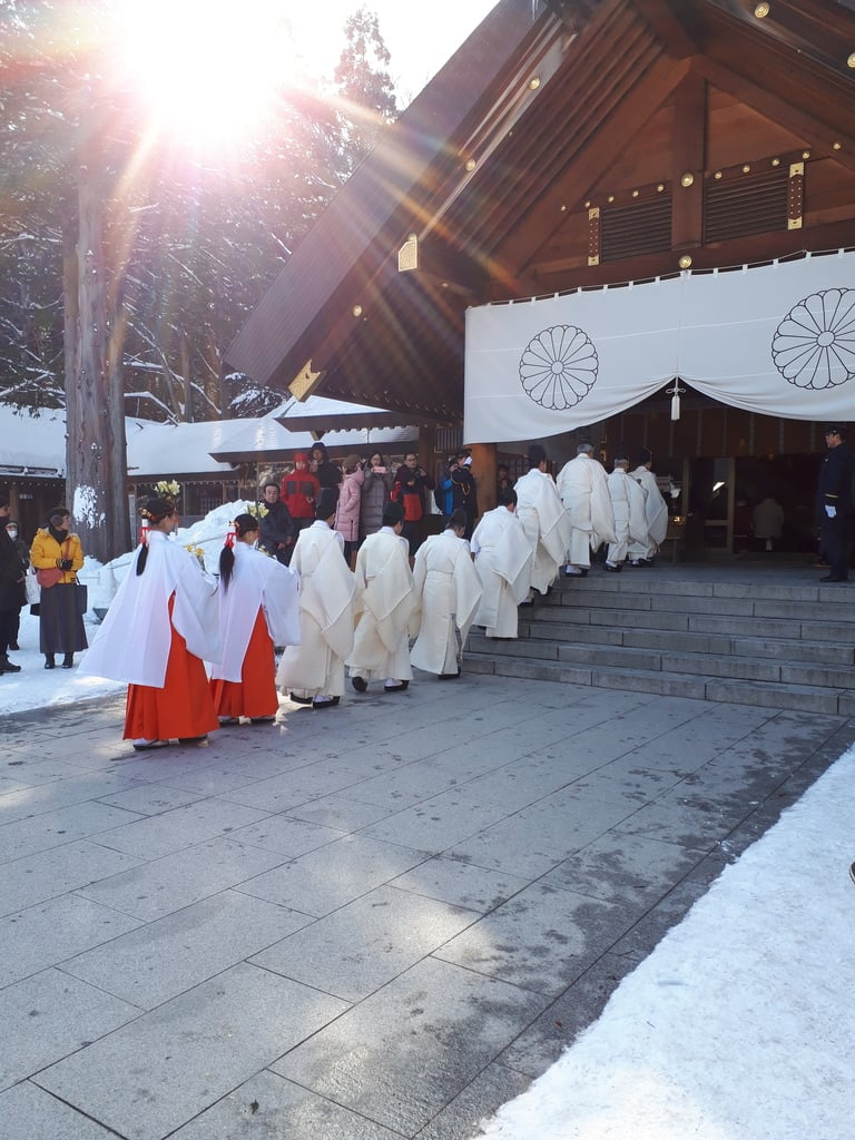 北海道神宮の行事・ご供養