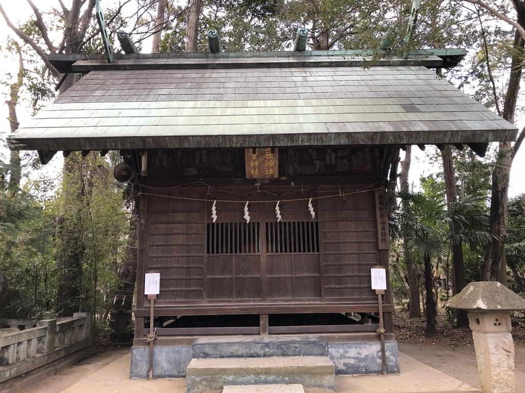 篠崎浅間神社の末社