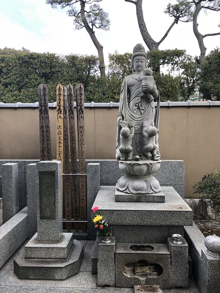 妙勝寺の仏像