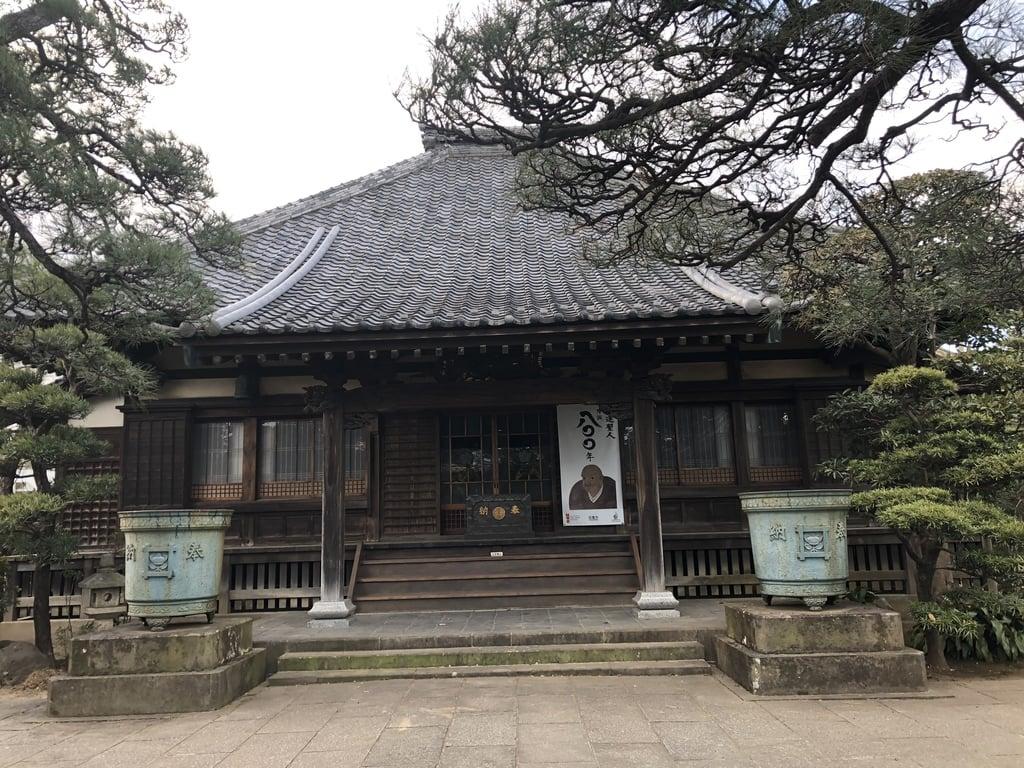 妙勝寺の本殿
