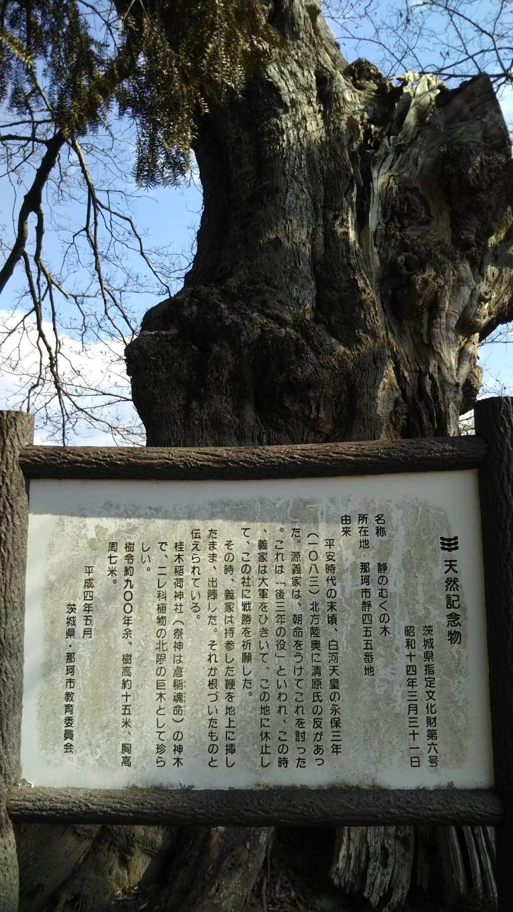 桂木稲荷神社の歴史