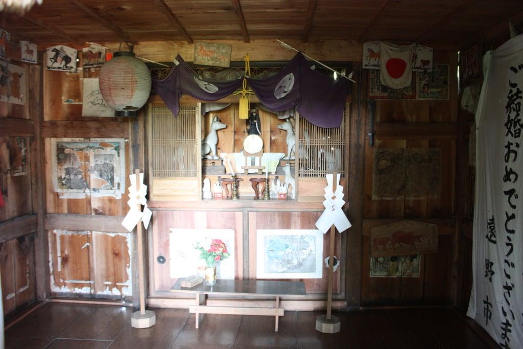 常堅寺の周辺