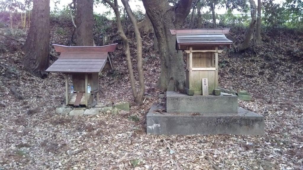 村田神社の本殿
