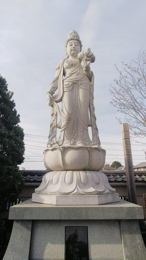 松林寺の仏像