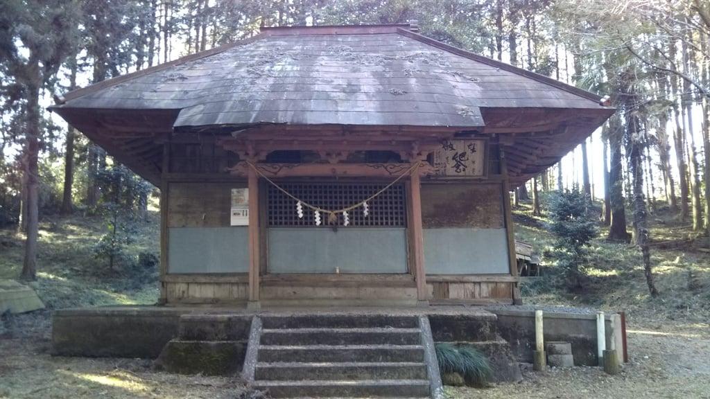 春日神社の本殿