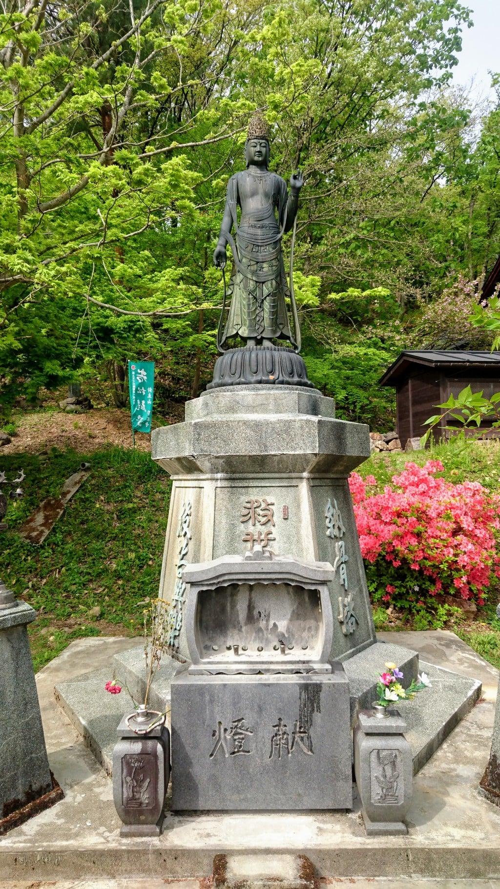 若松寺の仏像
