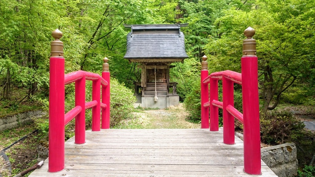 若松寺の末社