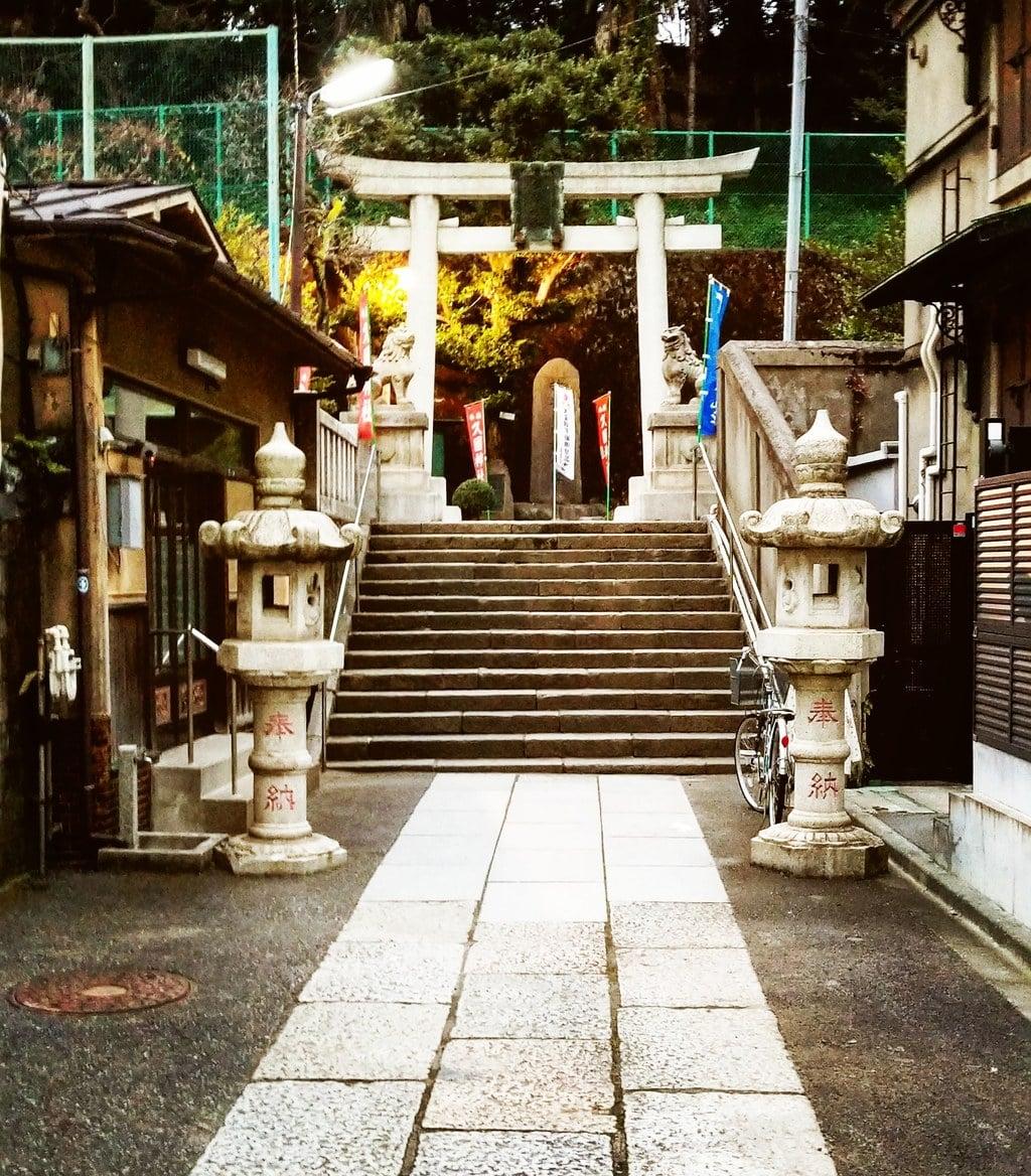 久国神社のその他建物(東京都六本木一丁目駅)