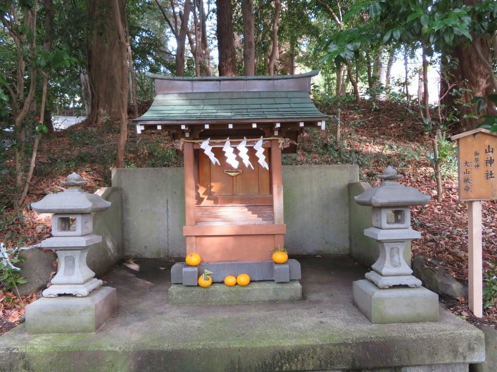 五所神社の末社