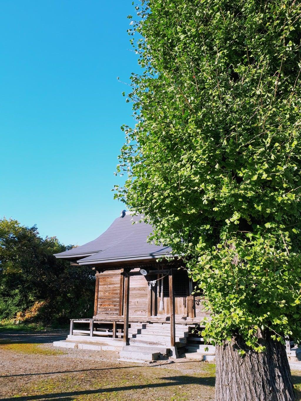 春日神社(岩手県水沢駅)