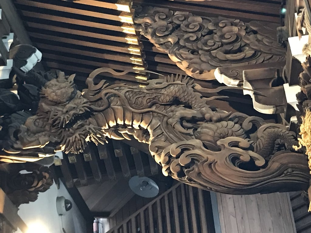 小網神社の芸術