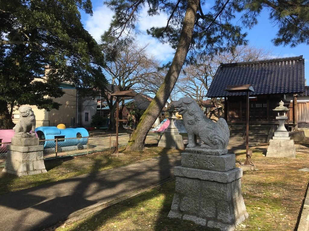西宮神社の狛犬
